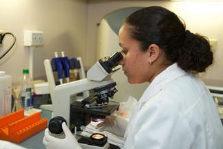 Health Laboratory in Belize